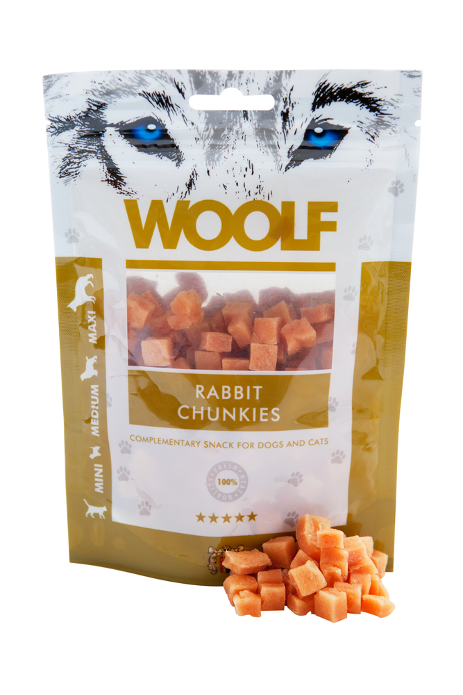 Woolf Rabbit Chunkies
