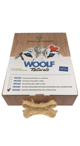 Woolf Naturals Bone with Yucca