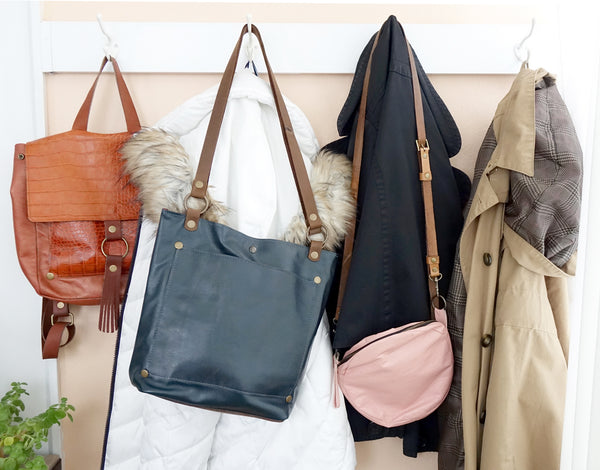 The Proper Care and Storage of Leather Handbags by Julie Meyer