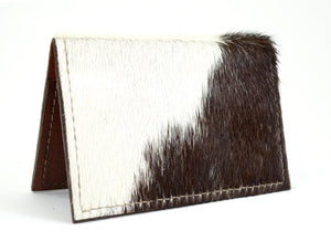 Cowhide Leather Minimalist Wallet