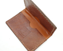 Load image into Gallery viewer, Cowhide Leather Minimalist Wallet