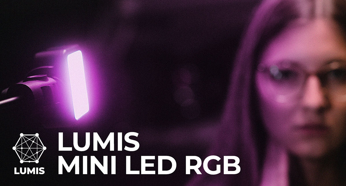 LUMIS Mini LED mit RGB Licht
