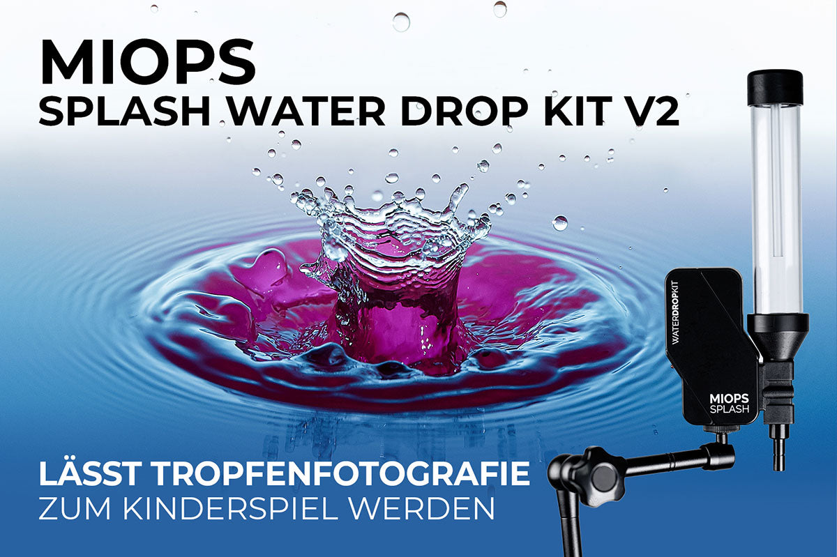 Miops Splash Water Drop Kit v2