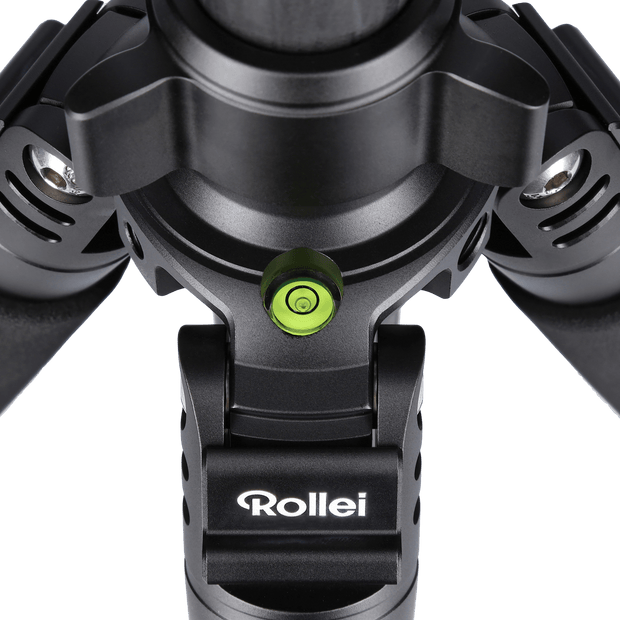 Rollei Stative Rock Solid Gamma Mark II - Carbon Stativ