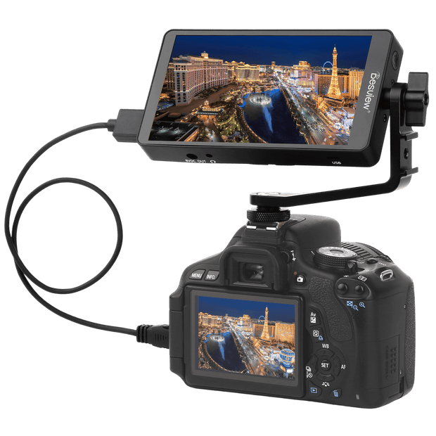 "Rollei Video Desview S6 Plus 5,5"" - Touch Screen Monitor"