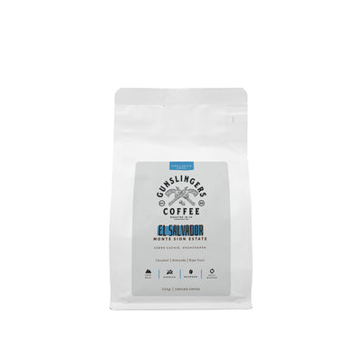 El Salvador Single Origin Arabica Ground Coffee