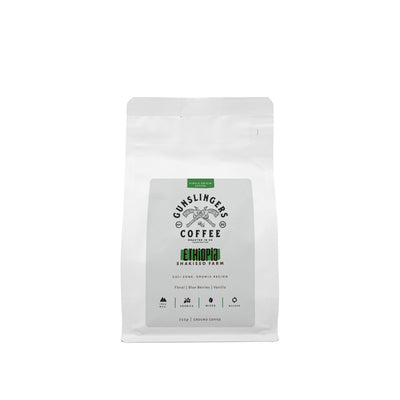 Ethiopia Single Origin Arabica Ground Coffee