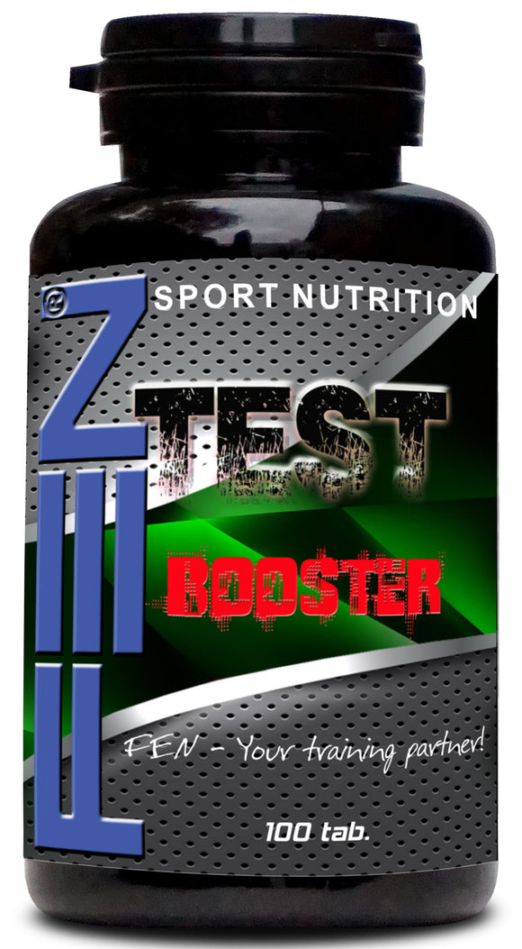 FEN Test Booster (100 tab.) - FEN - Sport Nutrition