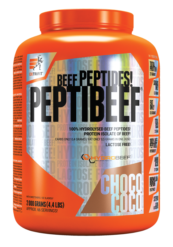 Extrifit Peptibeef - FEN - Sport Nutrition