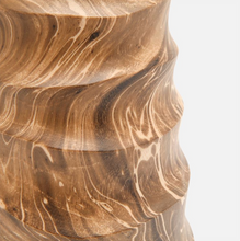 Load image into Gallery viewer, Wood Swirl Zaza Vase