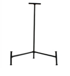 Large Iron Display Stand