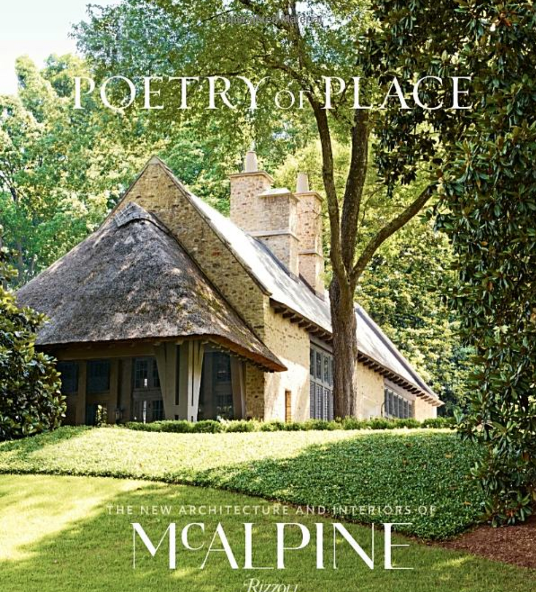 Poetry of Place Book by McAlpine