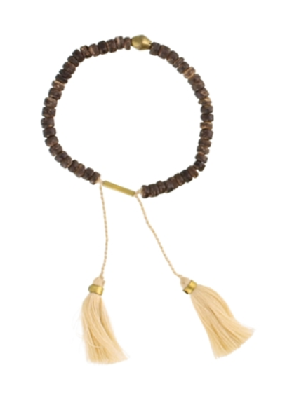 Coco Bracelet with Tassels