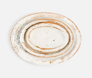 Rustic Serving Platter, Large