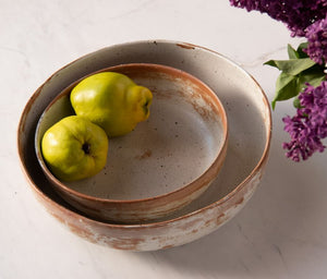 Rustic Serving Bowl, Large