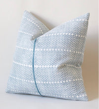 Load image into Gallery viewer, Blue Madu Pillow 22""