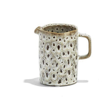Load image into Gallery viewer, Speckled Brown Pitcher, Small