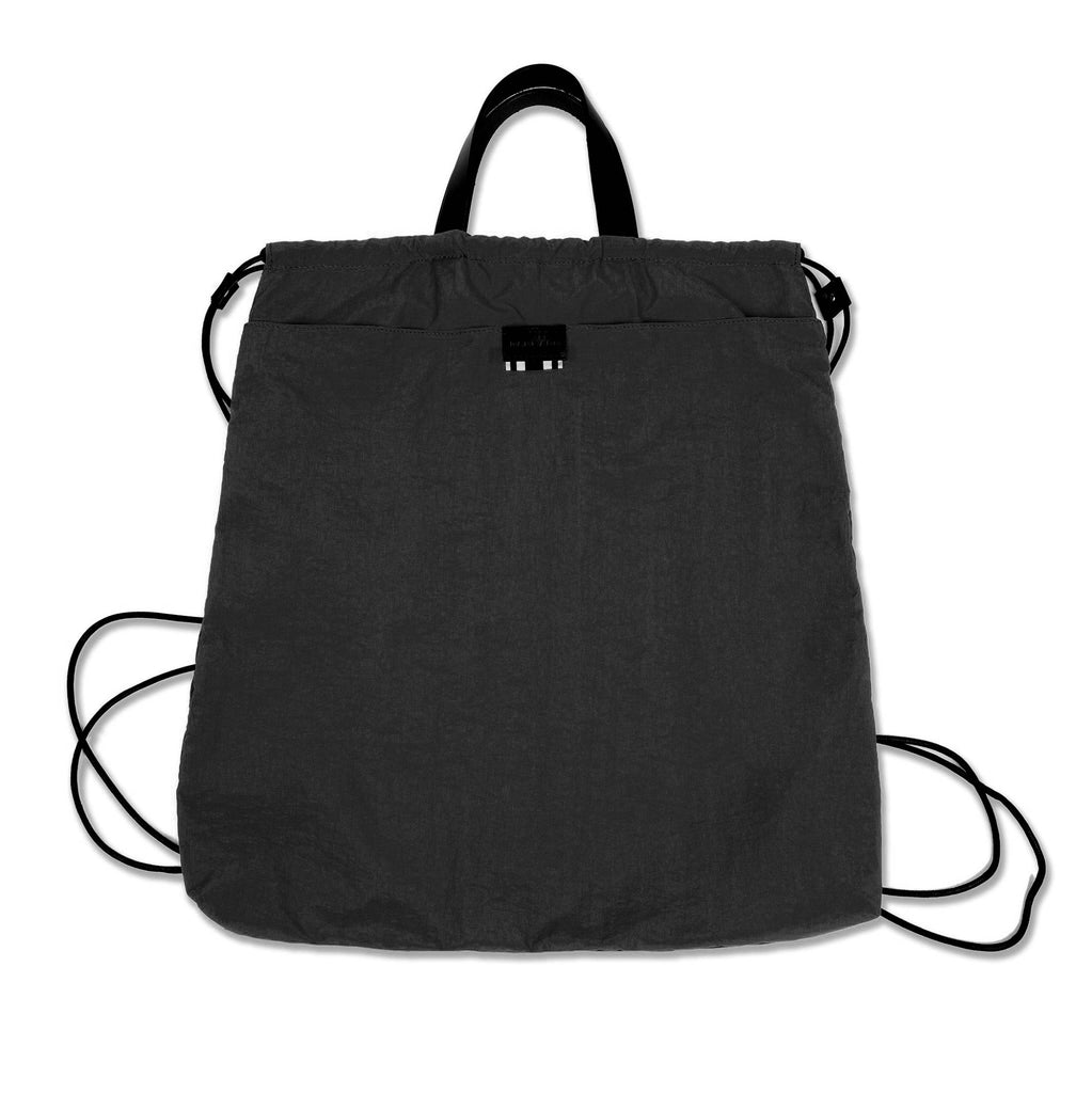 SMALL NYLON TOTE | BACK PACK