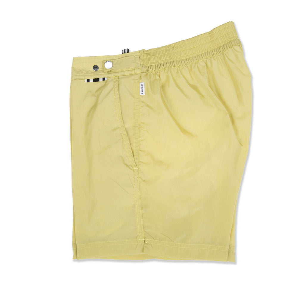 GOLD TAILORED SWIM SHORT