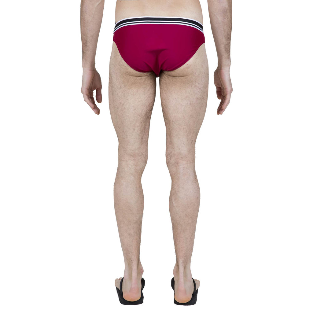 ELASTICATED BRIEF