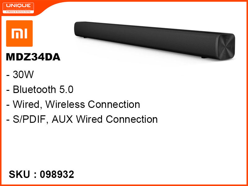 Redmi Bluetooth Sound Bar MDZ-34-DA 30W