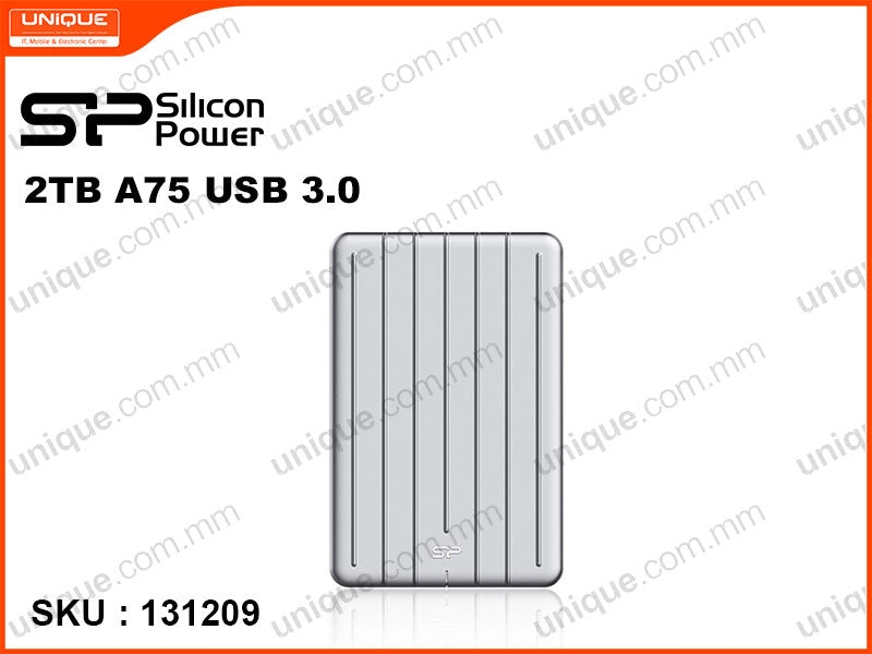 Silicon Power 2TB A75 USB 3.0