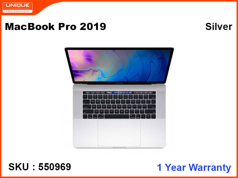 "Macbook Pro 2019 (i5-1.4GHz, 8GB, 128GB, 13.3"") Touch Bar"
