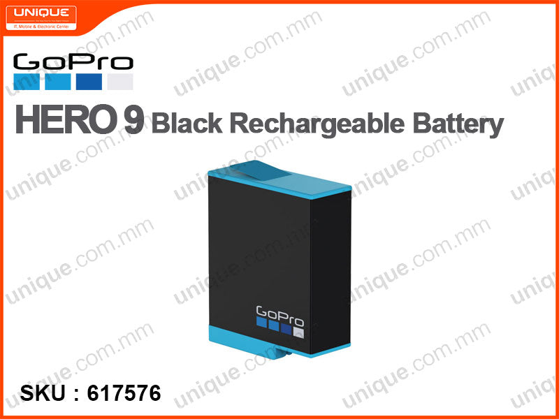 Gopro Hero 9 Black Rechargeable Battery