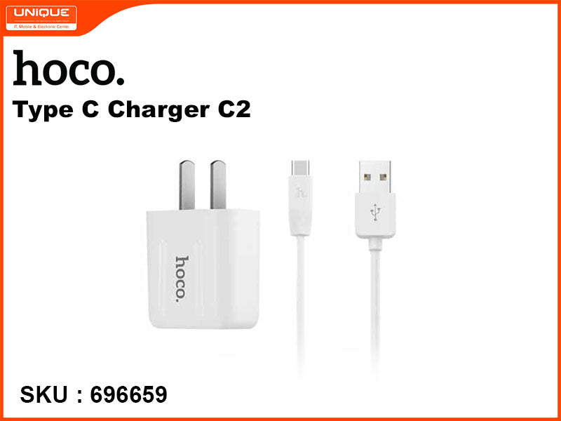 hoco C2 Type C Charger