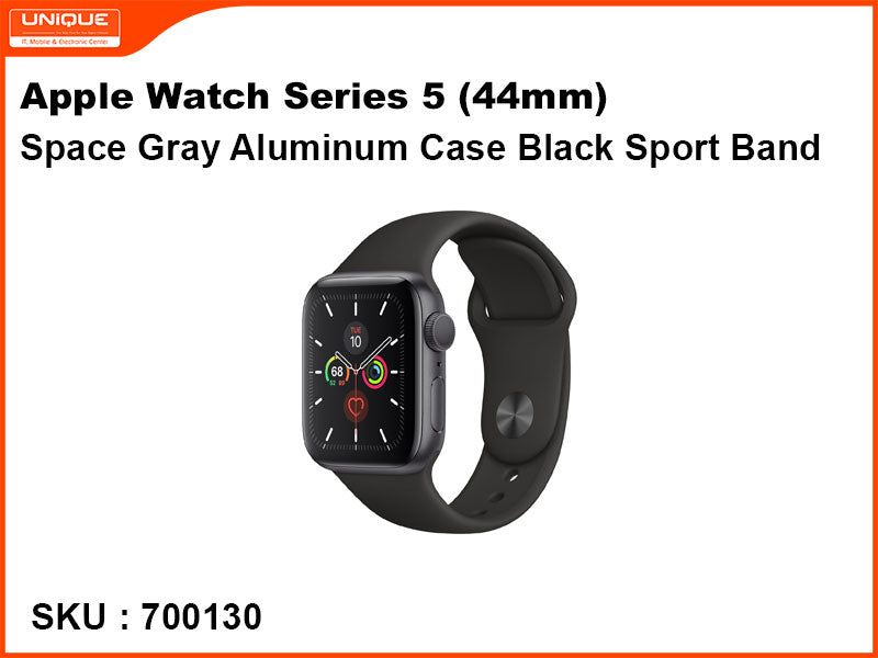 Apple Watch Series 5, 44mm (GPS)