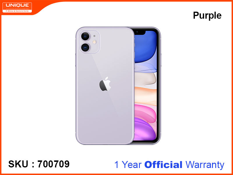 iPhone 11 64GB (Official)