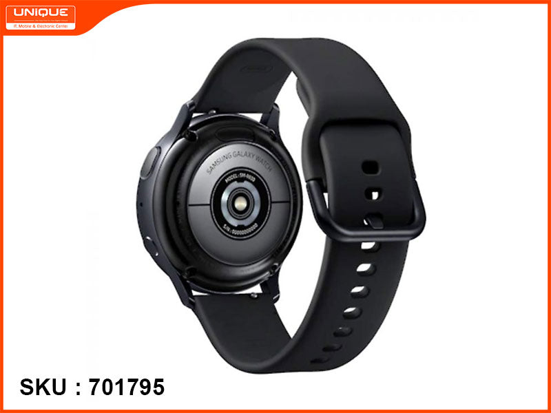 SAMSUNG Galaxy Watch Active 2 Aqua Black