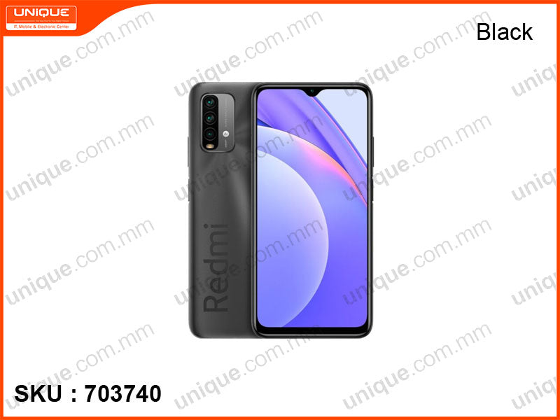 Redmi Note 9 6GB, 128GB,4G (Without Warranty)