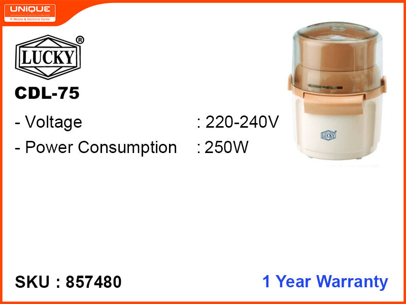 Lucky  CDL-75, 250W , Chopper