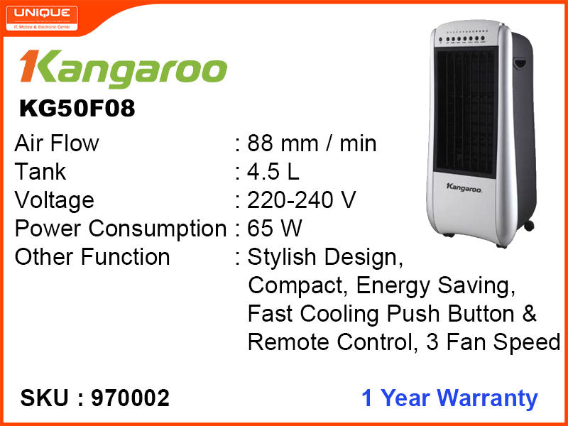 Kangaroo KG50F08 Air Cooler