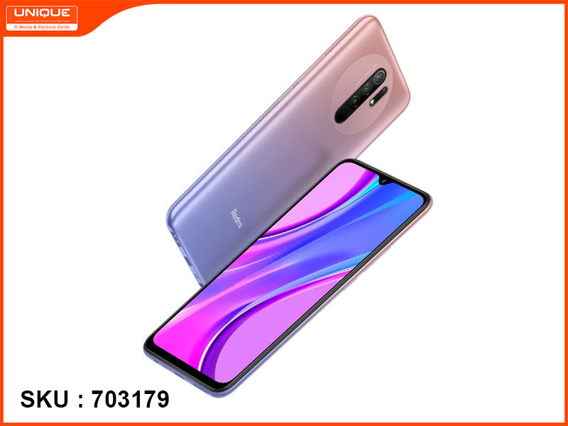 Redmi 9 4GB, 128GB
