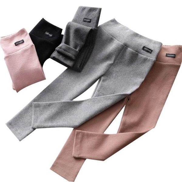 Pants - Leggings Solid Color