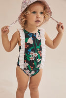 Swimsuit - Floral Bather