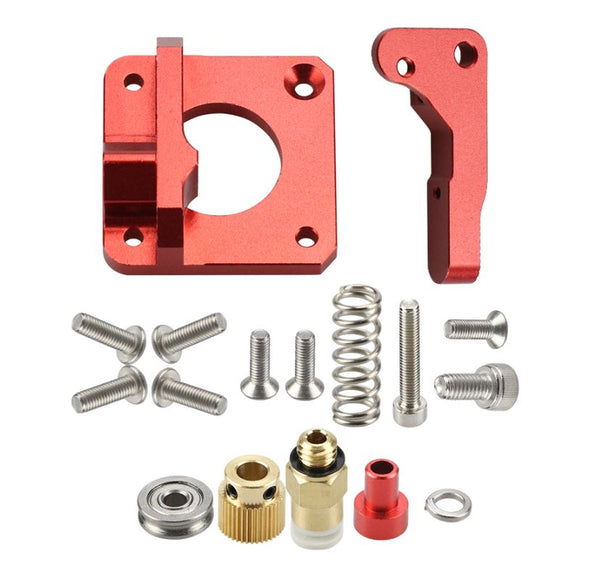 MK8 / MK9 Aluminum Extruder Upgrade Kit - Makerscube AU