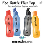 Tupperware Eco Bottles - 1L