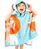 Splash about Kids Hooded Poncho Towel Nina's Ark