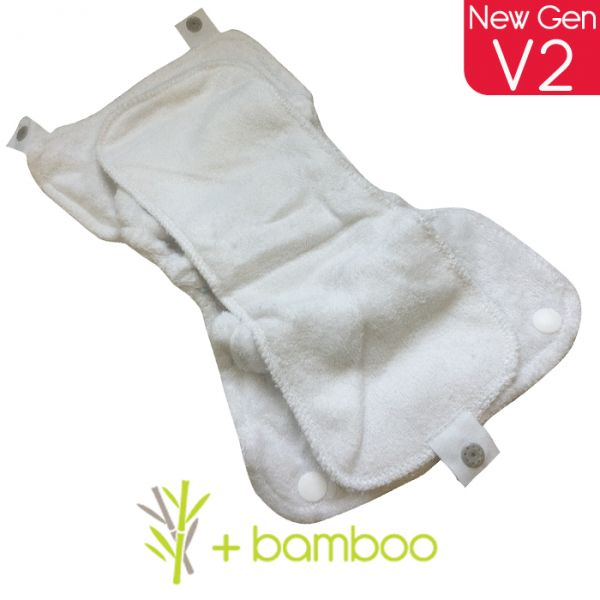 POP IN SOAKER AND BOOSTER Absorvente Bambu
