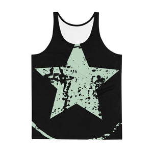 SPORTSWEAR #03 - Big Star - Men's Tank Top-custom tshirt-printed t-shirt-custom hoodie-printed hoodie-created in italy-fotoaforismi