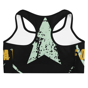 SPORTSWEAR #002 - Sports bra large star