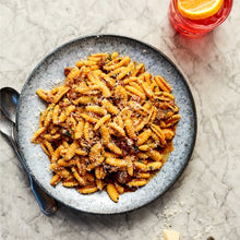 Load image into Gallery viewer, Fennel sausage ragu and malloreddus (Serves 2)