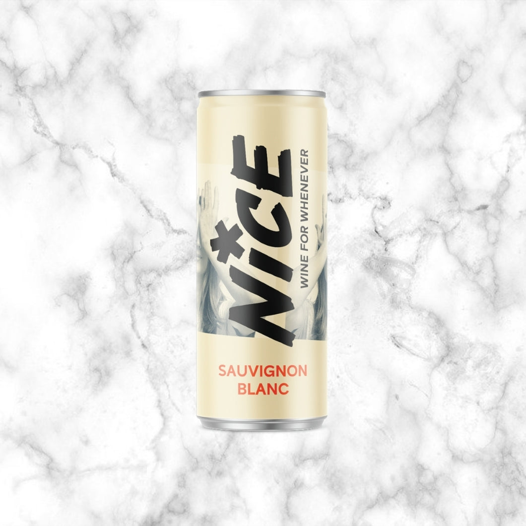 White Wine by Nice Drinks - Serves 1-2
