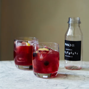 Summer Blackberry Bramble - Serves Two
