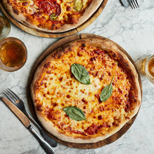 Load image into Gallery viewer, Margherita (2 Pizzas) (v/vg)