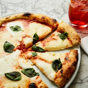 Three cheese margherita (2 Pizzas)