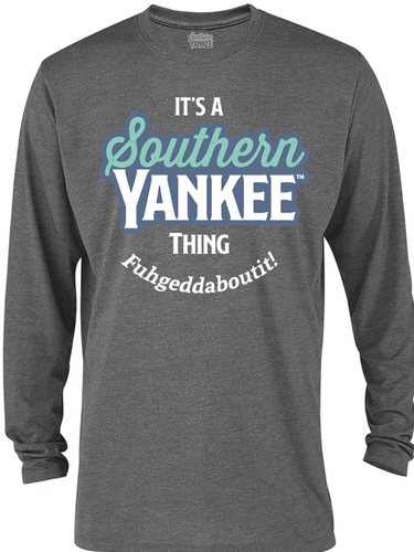 Southern Yankee Thing Long Sleeve T-shirt - The Southern Yankee